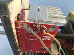 Cell welding machine on Chinese DIY driver