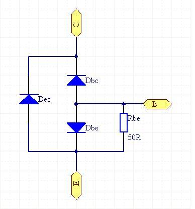 Jak poznać, czy tranzystor linii ma diodę?