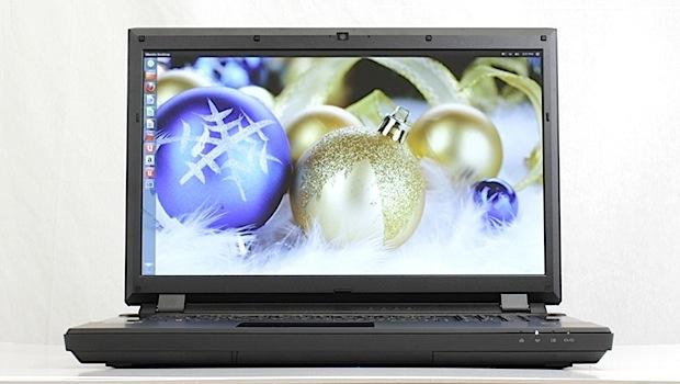 "System 76 Bonobo Extreme - notebook z 17"" Full HD, i7, GTX670, Ubuntu"
