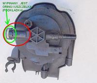 Peugeot 407 SW 2.0 Hdi s�abe ci�nienie paliwa, z�e i cz�ste obiawy FAP