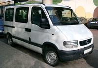 Opel movano po włączeniu zapłonu dmuchawa działa na pełnej mocy