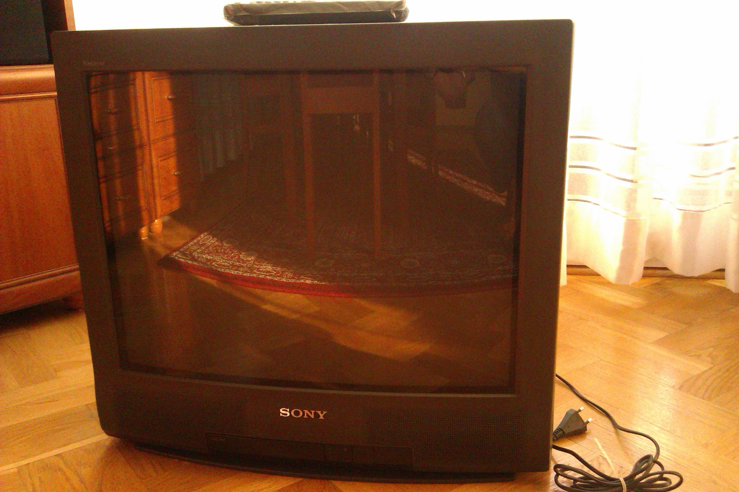 """[Sprzedam] telewizor  Sony 25"""" ozn. modelu KV-25R1K"""