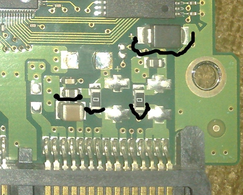 Samsung SP2504C (SATA, 250GB) - pro�ba o diagnoz�