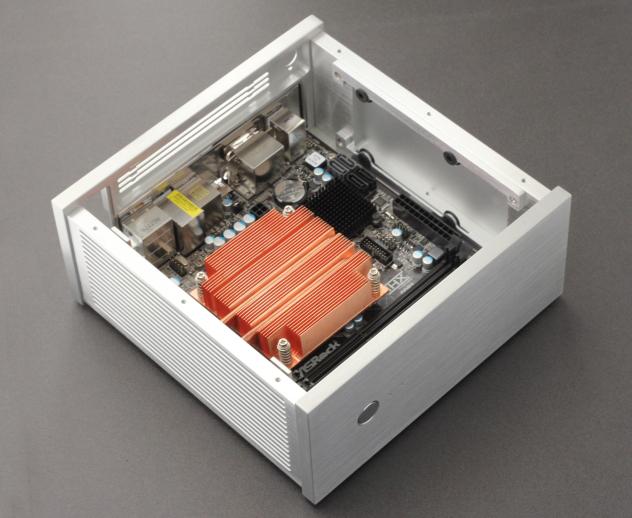 HTCP.JP B111 - obudowa Mini-ITX z pasywnym ch�odzeniem