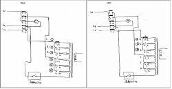 T.I.P. Tronic Profi MIG 180 - Przełącznik i podłączenie trafo
