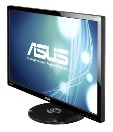 Asus VG278HE - 27 calowy monitor LCD 3D o cz�stotliwo�ci od�wie�ania 144Hz