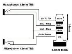 Tracer - mikrofon- tylko szumy
