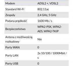 Wzmacniacz sygnału WIFI router SKY jaki dobrać?