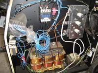 Migomat MIDI MIG 195/3 przerywa prace