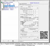 Połączenie miedzy serwerem satela a Integrą Control
