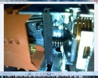 Lodówka Mastercook LC 517 AX pracuje cały czas