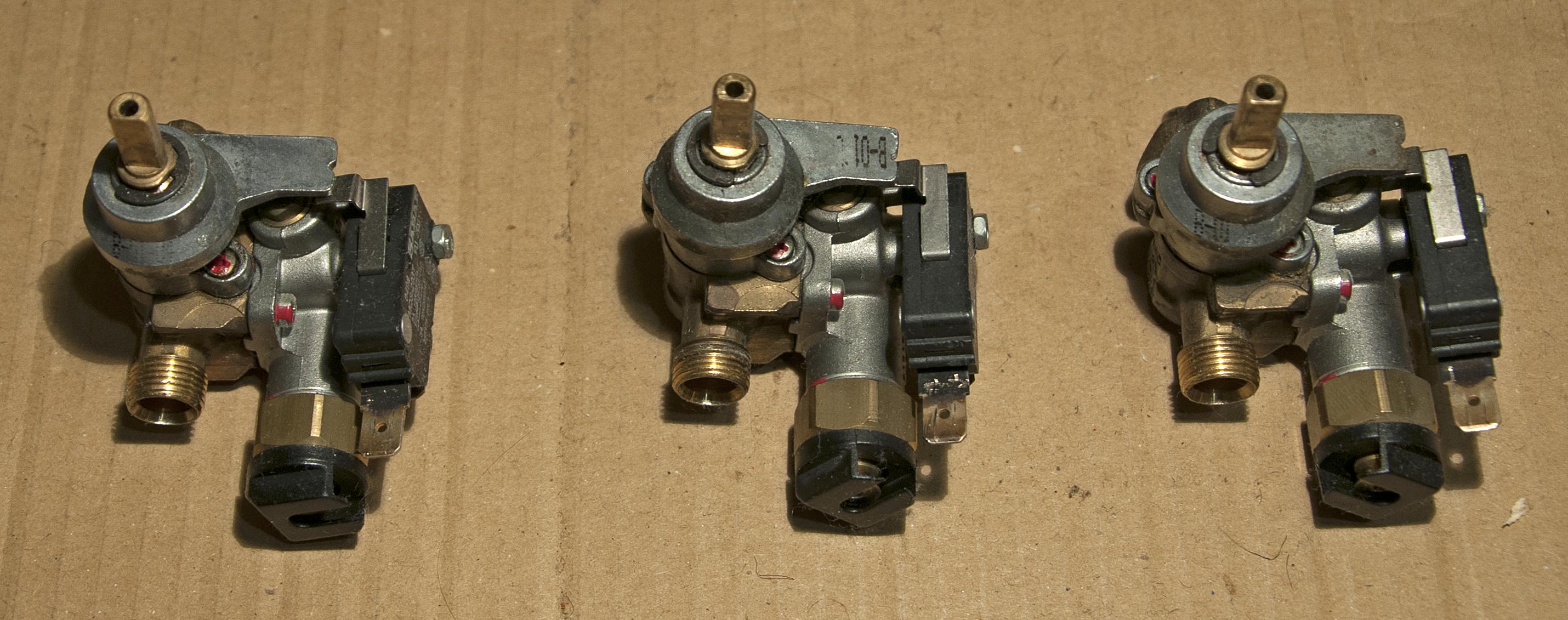 [Sprzedam] Zawór kuchni gazowej Mastercook 6022 1 (C150012K8) -> Plyta Gazowa Mastercook Problem Z Odpalaniem