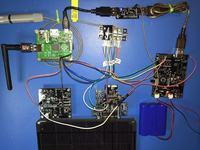 WeatherPi-stacja meteorologiczna zasilana bateriami słonecznymi na Raspberry Pi
