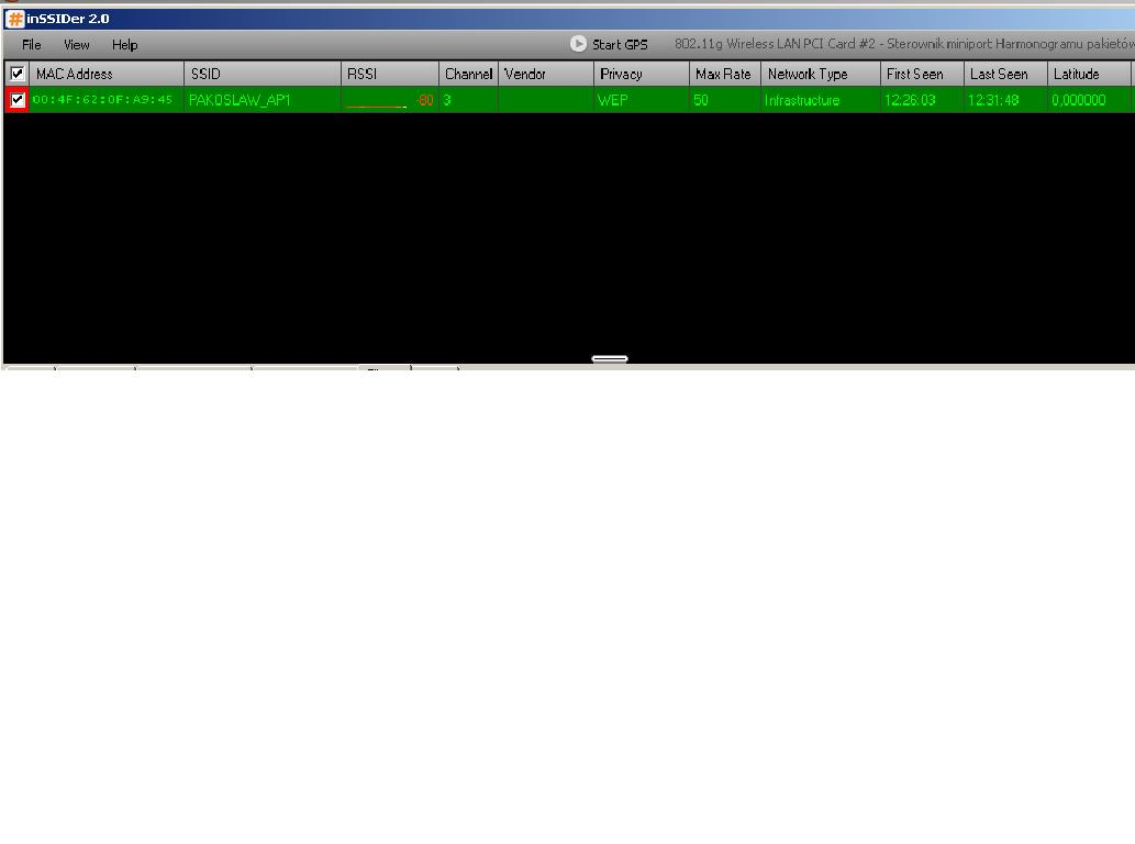 Router TachnicLan WAR54G v2