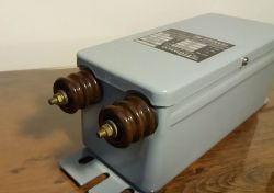 Budowa generatora Cockcrofta-Waltona 60kV