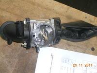 Kosiarka Craftsmann LTS200 z silnikiem Briggs 19,5 hP gaśnie bez ssania.