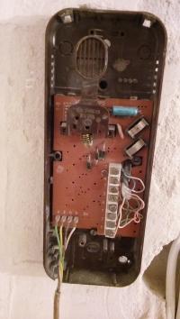 Podłączenie domofonu UNIFON URMET 1140/41 SIGNO