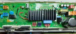 LG F1022ND gdzie jest podłączony termistor NTC