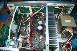 Drugie życie wzmacniacza DENON PMA-715R, modyfikacja pod inteligentny budynek
