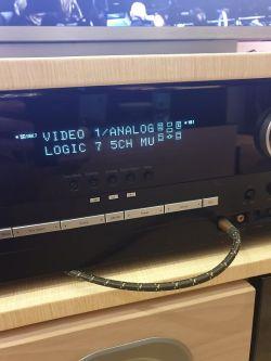 Podłączenie Harman Kardon AVR 135 do TV Philips 65PUS8303
