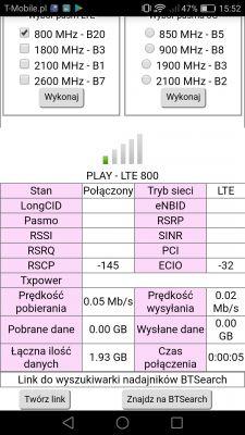 Słaby zasięg LTE Play, dobór anteny i ukierunkowanie