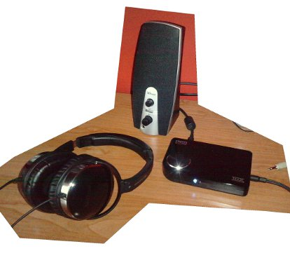 Jakie głośniki nie czerpią prądu z USB i gniazdka ?