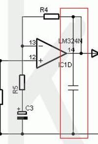 Sterownik stroboskopu - potrzebna pomoc przy schemacie
