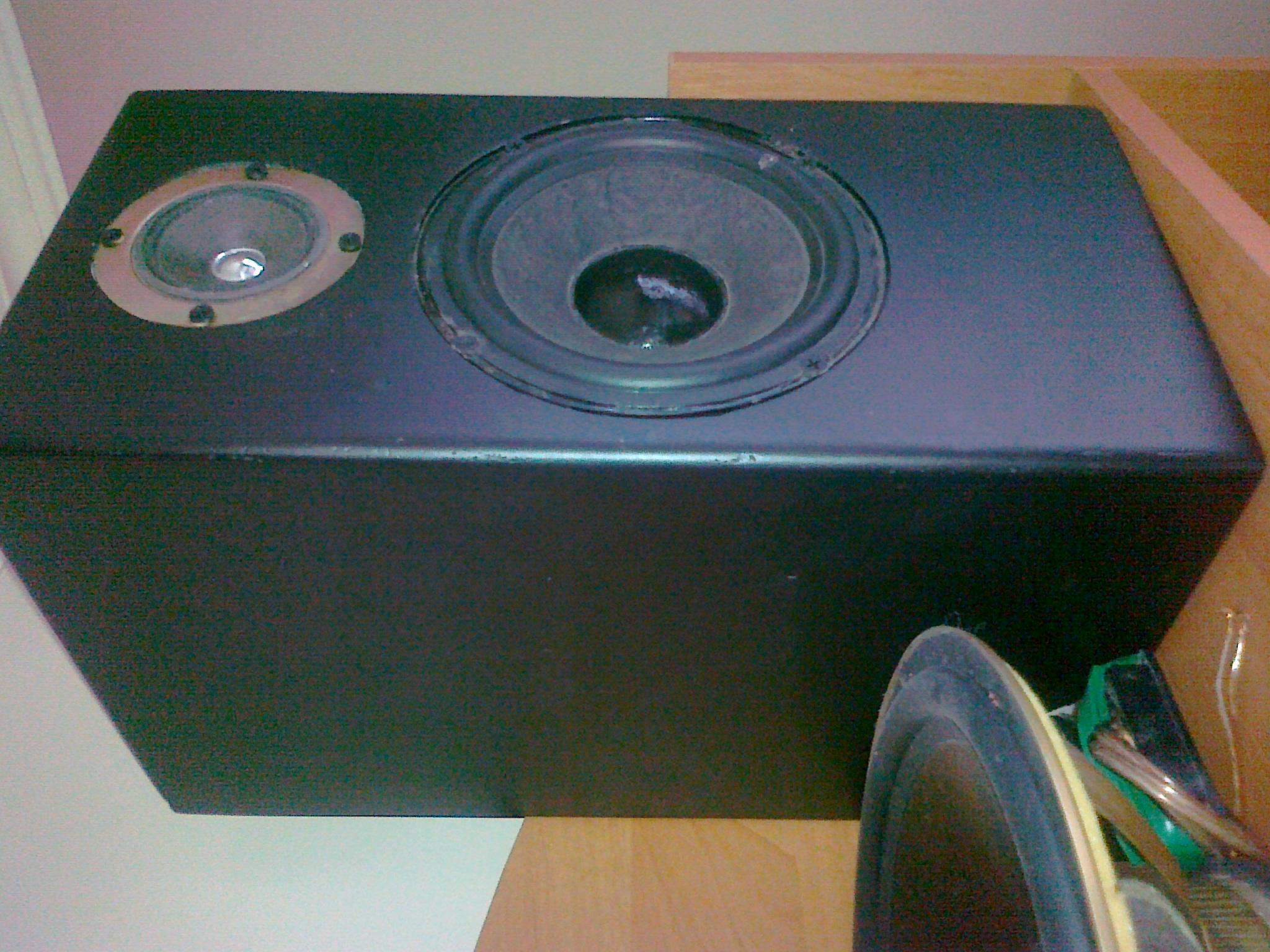 Alphard LW 650 4ohm Bass-reflex