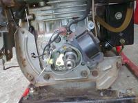 Kubota silnik GS 200 - Brak iskry zapłonowej