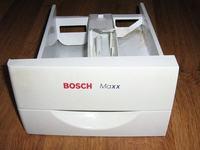 Szuflada pralki Bosch Maxx WFL 1200 i niepobieranie p�ynu do p�ukania