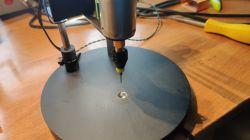 Stołowa miniwiertarka do PCB