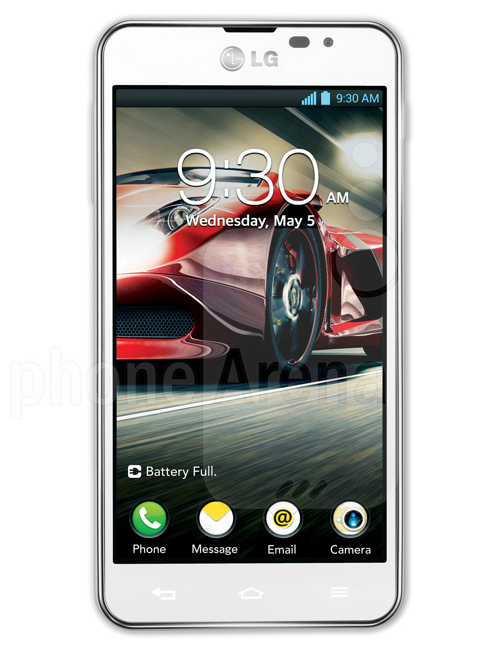 LG Optimus F5 - nowy smartphone z Android 4.1 i nak�adk� UX