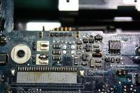 HP Pavilion DV5000 - brak zasilania na p�ycie g��wnej