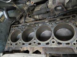 Renault/laguna1-2 - Laguna silnik F4R wyciek z okolic koła zmiennych faz rzrządu