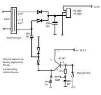 kamera pog�osowa DDL 06 plus brak transformatora