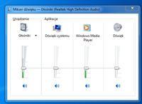 ASUS N55SF, Windows 7 - brak d�wi�ku po instalacji sterownik�w