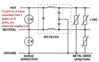 Własna konstrukcja listwy zasilającej - Dobór elementów