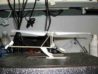 R/C w technice SMD. Schemat sterowania.