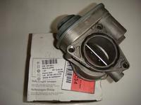 Silnik kolektora ssącego uszkodzony VW Touran 2.0 TDI