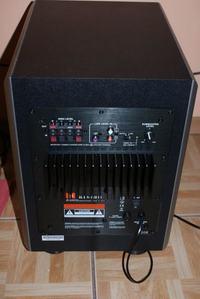 Budowa skrzyni basowej. Głośnik VOICE KRAFT 150 W 24 cm.