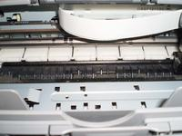 Canon PIXMA iP4200x - nie pobiera papieru.