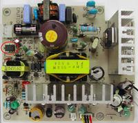 Przetwornica na DH0165 - uszkodzona dioda zenera przy transoptorze