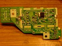 CHRYSLER MU9CY95G podświetlanie wyświetlacza