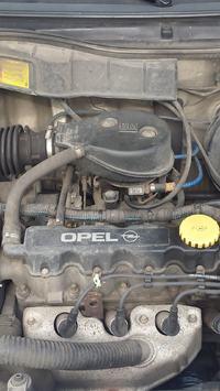 Opel Astra Classic F 1.4 60 KM - zapach spalin i dmuchanie z korka wlewu oleju+