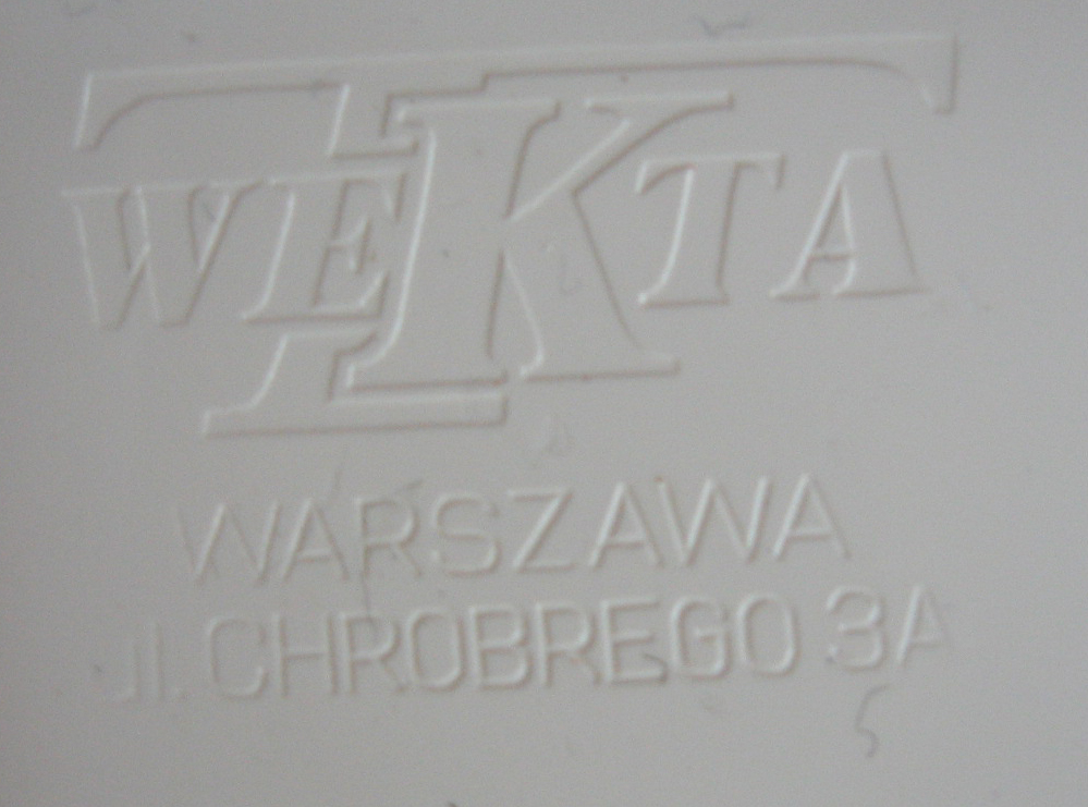 Zmiana unifonu na Wekta TK6 ze starej Wekty (FOTKI)