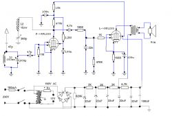 Lampowy odbiornik reakcyjny na PFL200.
