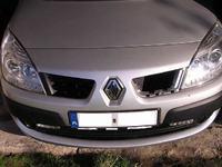 Renault Scenic II - Awaryjne otwarcie maski
