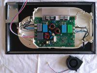 Amica PI3512TF - indukcja - nie działa chłodzenie