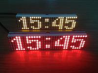 "WiFi clock ""Leon"" by vayo"
