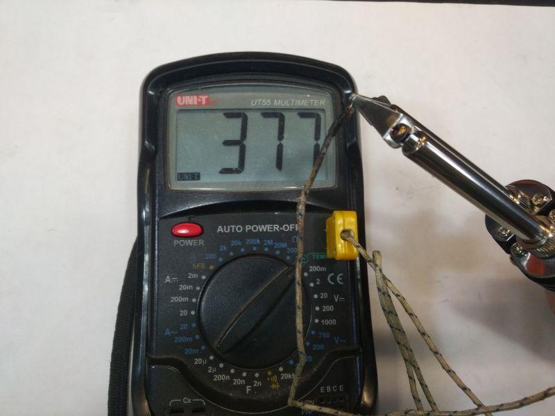 Gorąca pęseta ZD-409 - Opis / Test / Recenzja
